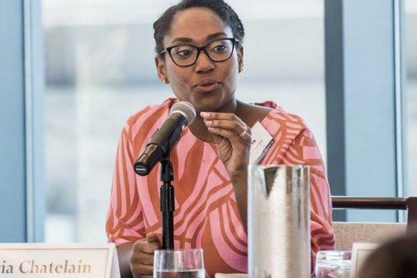 Marcia Chatelain won the 2021 Pulitzer Prize