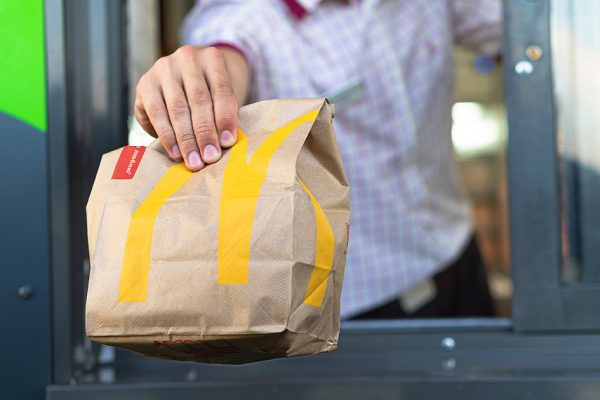 McDonald's data breach