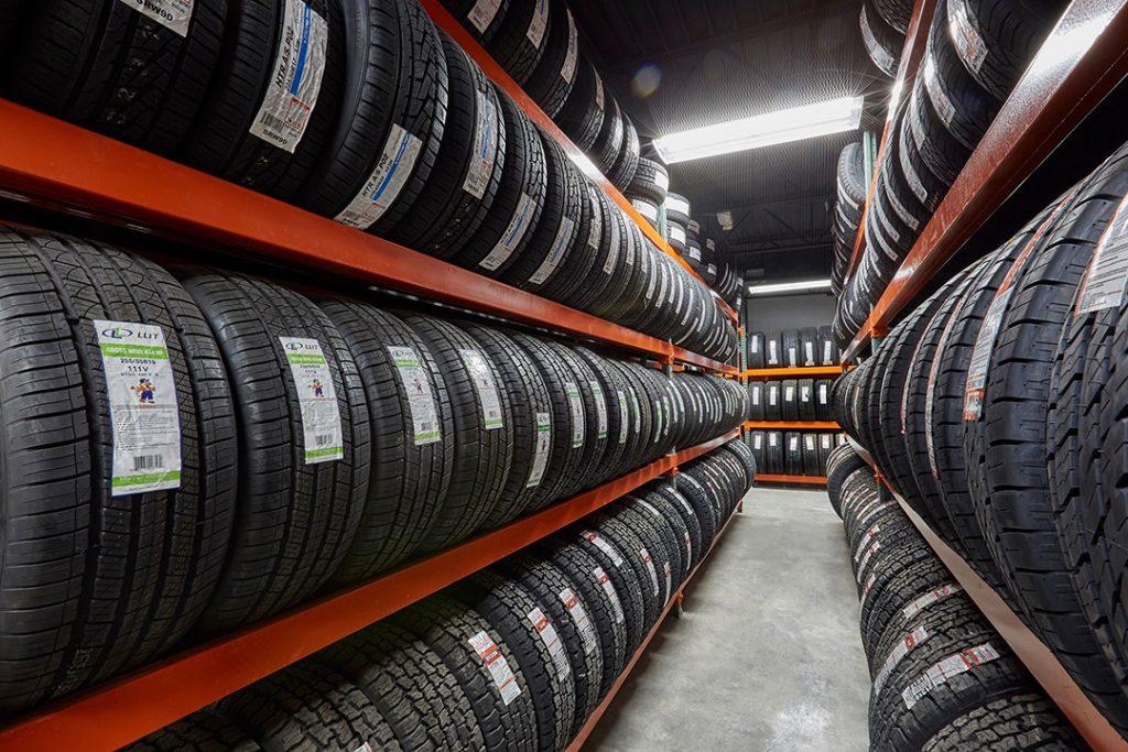 Big O Tires franchise