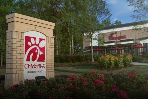 Chick-fil-A rated top fast-food restaurant