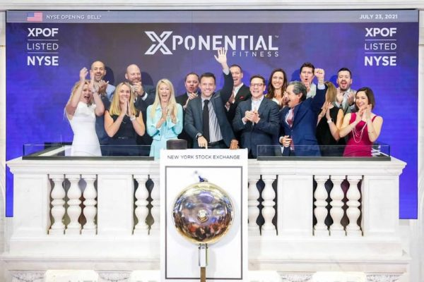 Xponential Fitness IPO
