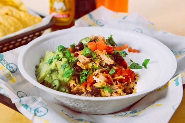 Taco Del Mar Burrito Bowl