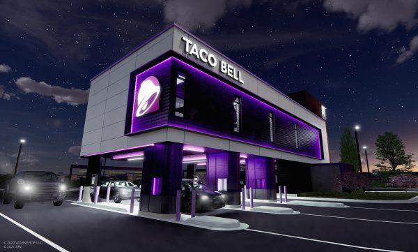 Taco Bell Defy concept