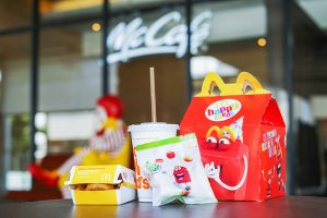sustainable happy meals
